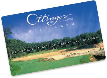 Ottinger Golf Group Gift Card 1